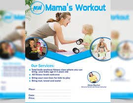 nº 18 pour Design a Flyer for fitness class par sumitjohir