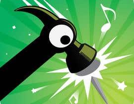 nº 199 pour Nailed It! - Design iOS game icon par kevinkn408