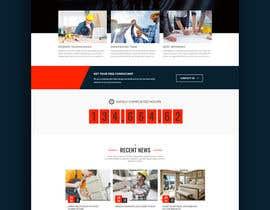 nº 12 pour Crear una página web par FirstCreative