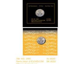 nº 10 pour Business card par Aetbaar