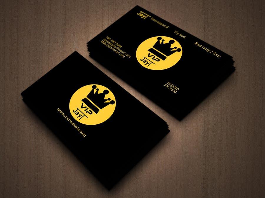 Proposition n°11 du concours Business card