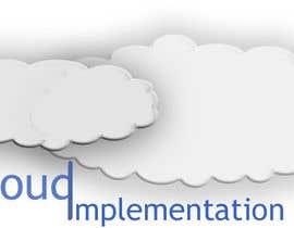 nº 4 pour Logo Design for cloud erp par mahemahadev