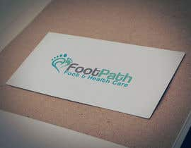 #7 for Design a logo for a Foot Clinic by tenonsdesigns