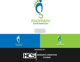 #83 for Design a logo for a Foot Clinic by Hcreativestudio