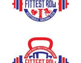 Nro 91 kilpailuun Fitness Contest logo käyttäjältä bd600102