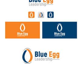 #185 for Design a logo for Blue Egg Leadership by useffbdr