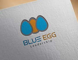 nº 29 pour Design a logo for Blue Egg Leadership par shemultangir