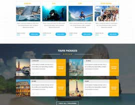 nº 4 pour Current WordPress Website Needs Redesigned and One-page Theme Customised. par webidea12