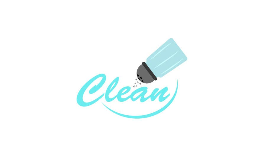 Proposition n°17 du concours I need a LOGO Design for CLEAN brand name.