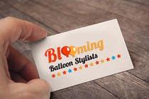 Proposition n° 14 du concours Graphic Design pour Logo designed for Balloon Business