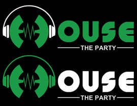 #212 for 'H' Logo Design Contest - House The Party by afbarba66