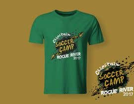 #54 for Soccer Camp T-Shirt by Mustafawadiwala