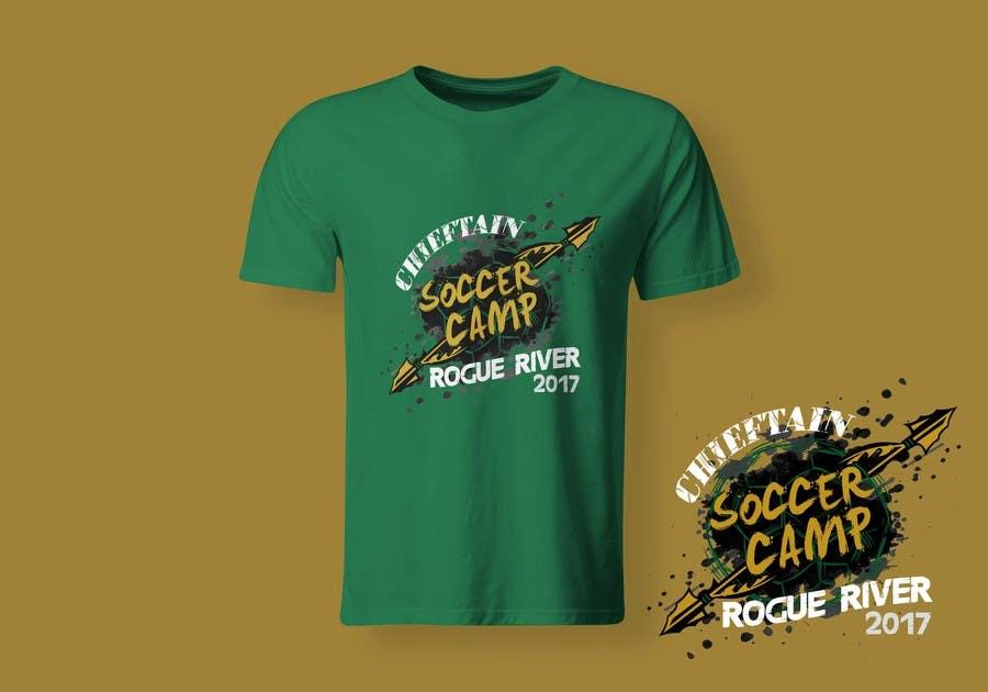Proposition n°67 du concours Soccer Camp T-Shirt