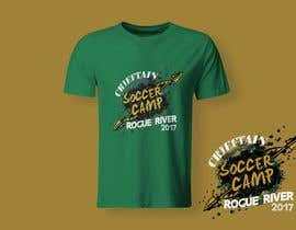 #67 for Soccer Camp T-Shirt by Mustafawadiwala