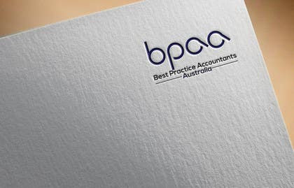 #89 for Design a Professional, Corporate Logo for BPAA by MdAlfajHosen