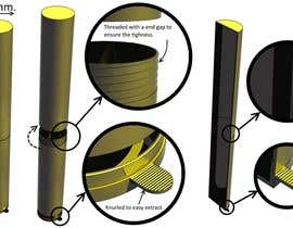 nº 30 pour 3D model for cylinder par mecanica