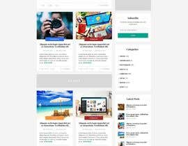nº 27 pour Design a Website Template par Rockyahmmad