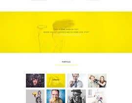 nº 7 pour Design a Website Mockup - Website par tuhin00135