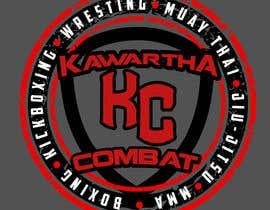 nº 21 pour Kawartha Combat - New Logo Design for Martial Arts gym par DAISYMURGA
