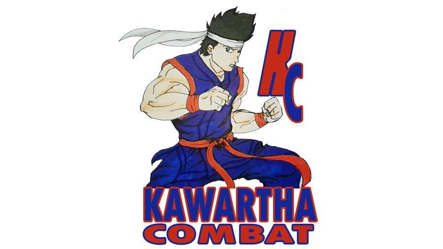 Proposition n°30 du concours Kawartha Combat - New Logo Design for Martial Arts gym