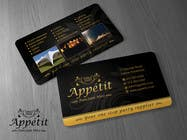 Print Contest Entry #62 for Business Card Design for Appétit Function Hire