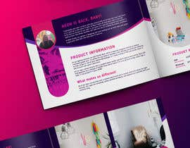 nº 4 pour Product Lookbook/Catalogue Front Page Design par makspaint