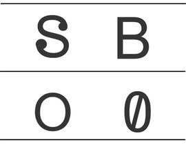 Nro 11 kilpailuun Be a part of History!  Design a font style for visually impared. käyttäjältä sarawijesinghe