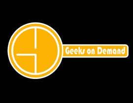 nº 113 pour Design a Logo Geeks on Demand par RIFAISA