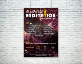 nº 2 pour Need a party flyer / poster / facebook timeline par MadoMe