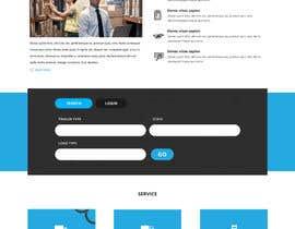 nº 17 pour Triadd Website par greenarrowinfo