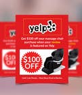 Proposition n° 89 du concours Graphic Design pour FAST WORK - EASY MONEY - Design a Yelp Promotional Flyer