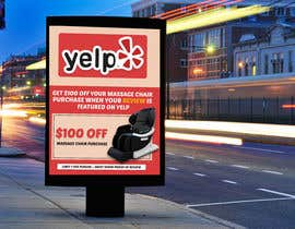nº 70 pour FAST WORK - EASY MONEY - Design a Yelp Promotional Flyer par Artspixel