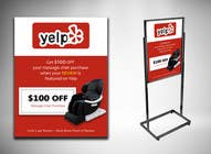Proposition n° 18 du concours Graphic Design pour FAST WORK - EASY MONEY - Design a Yelp Promotional Flyer