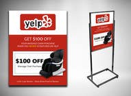 Proposition n° 61 du concours Graphic Design pour FAST WORK - EASY MONEY - Design a Yelp Promotional Flyer