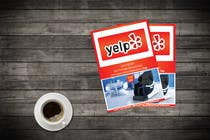 Proposition n° 80 du concours Graphic Design pour FAST WORK - EASY MONEY - Design a Yelp Promotional Flyer