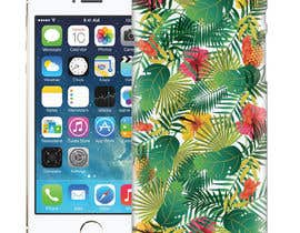 nº 25 pour Floral pattern to be used to create floral design phone case par shamim111sl