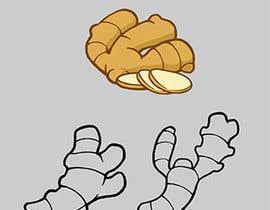 Nro 16 kilpailuun Illustrate ginger! käyttäjältä hotxman
