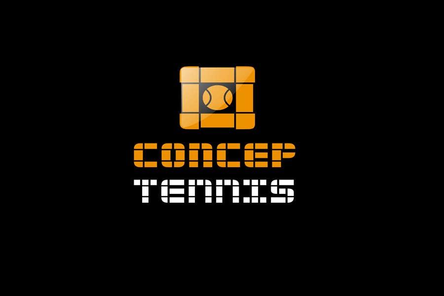 Participación en el concurso Nro.                                        263                                      para                                         Logo Design for ConcepTennis