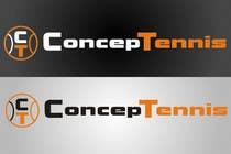 Graphic Design Wettbewerbsbeitrag #342 für Logo Design for ConcepTennis