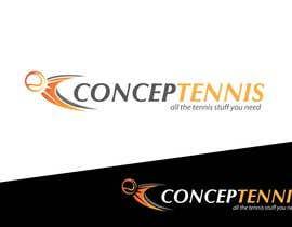 #416 para Logo Design for ConcepTennis de sikoru
