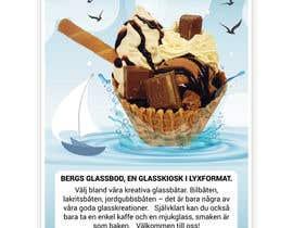 nº 33 pour Ice cream kiosk banner par CGplus