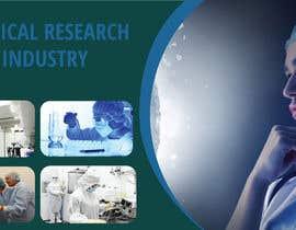 """nº 10 pour Design a Banner for """"Clinical Research Industry"""" par borun008"""