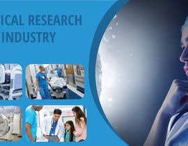 """nº 19 pour Design a Banner for """"Clinical Research Industry"""" par borun008"""