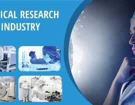 """nº 20 pour Design a Banner for """"Clinical Research Industry"""" par borun008"""