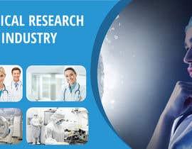 """nº 21 pour Design a Banner for """"Clinical Research Industry"""" par borun008"""