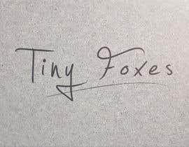 nº 64 pour Desing TinyFoxes Logo par hafiz62