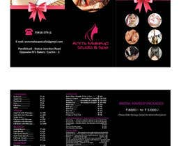 #8 for Design a Brochure for a Ladies Beauty Parlor by sahajid000