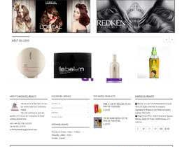 nº 1 pour Design a Website Mockup par MianAliMujtaba