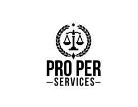 nº 5 pour Logo design - Pro Per Services par shohozkroy