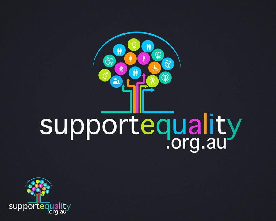 #118 for Logo Design for Supportequality.org.au by KWT5964